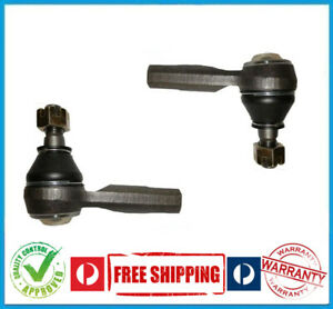 NISSAN NAVARA 4X4 D22 97-ON OUTER TIE ROD ENDS - PAIR