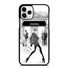 Beauty Fashion Megan Hess iPhone 6/6S 7 8 Plus X/Xs Xr 11 Pro Max Case Cover