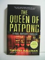 Hallinan, Timothy THE QUEEN OF PATPONG Signed US SC  1st F