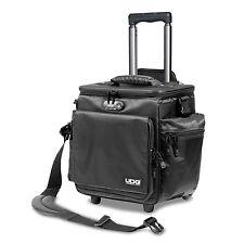 UDG DJ Bag Sling Bag Trolley Deluxe Black (u9981bl) NIP