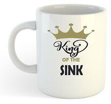 King Of The Sink Mug - Gift, Kitchen