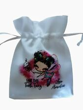 Personalised Tooth Fairy Bag/Pouch. With Poem