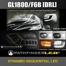 PATHFINDER DYNAMIC SEQUENTIAL LED TURNSIGNALS GL1800 (SMOKE)