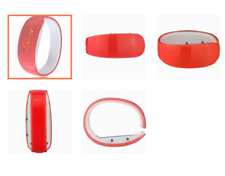Konektopshop LED Bracelet Digital Bangle Watch - Red