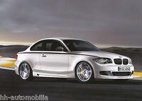 BM6157 BMW 135i Coupe Performance Poster 2008 41x28,7 cm Hochglanz (int Nr. 2)
