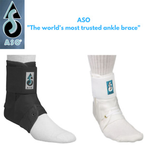 ASO Ankle Brace | Ankle Stabilising Orthosis | Ankle Sprains & Instability