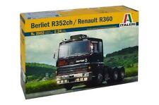Italeri BERLIET R352ch / RENAULT R360 510003902 1:24 Italeri 3902  X