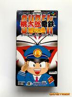 SUPER MOMOTARO DENTETSU DX SFC Super Famicom Nintendo SNES JAPAN