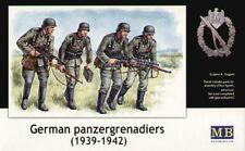 Master Box 1/35 Alemán Panzergrenadiers 1942 - 1945 # 3513