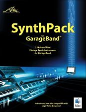 SynthPack for GarageBand