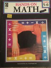 Hands On Math Grades 5-6 Teacher Resource Book