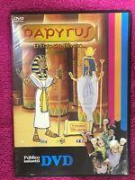 PAPYRUS EL EGIPCIO BLANCO DVD 4 EPISODIOS ESPAÑOL INGLES CATALAN FRANCES