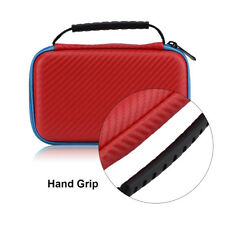 Red & Blue Storage Hard Protector Case Cover For New Nintendo 2DS XL / LL Game