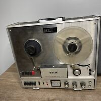 TEAC A- 1500 Transistorized Automatic Reverse Reel Reel Vintage Tape Recorder
