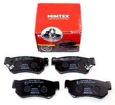 Mintex Pastillas De Freno Eje Trasero para Hyundai Kia MDB2036 (imagen real de parte)