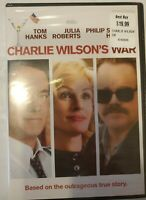Charlie Wilsons War (DVD, 2008, Widescreen)