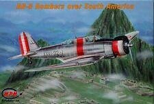 CLEARANCE - NEW MPM 72553 1:72 Northrop DB-8 bombers over South America