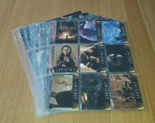 The Chronicles Of Riddick Trading Cards 1-72 By Rittenhouse 2004 Vin Diesel.