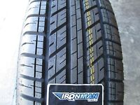 2 New P 265/70R17 Ironman RB-SUV Tires 265 70 17 R17 2657017 70R OWL