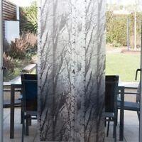 d-c-fix Premium Static Cling Vinyl Window Film Privacy Trees Wood 67.5cm x 1.5m