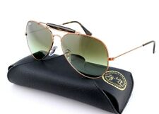 fa20b40e2 NEW Genuine Ray-Ban OUTDOORSMAN II Bronze Green Sunglasses RB 3029 9002/A6  62mm