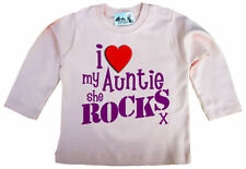 Camiseta rosa para niñas de 0 a 24 meses