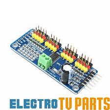 PCA9685 Module 16 Channel 12 bit PWM Servo Motor Driver Module for Arduino Robot