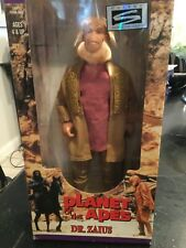 Doll Dr. Zaius Planet of the Apes Hasbro Signature Series Kenner 1998 in box