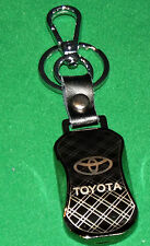 Toyota-Llavero Gun Metal gris