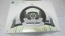 VOLANTE CARRERAS WIRELESS INALAMBRICO MICROSOFT XBOX 360 RACING WHEEL STEERING