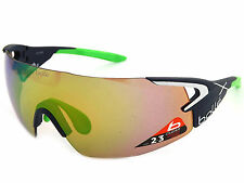 BOLLE 5th ELEMENT Modulator Sunglasses Orica GREEN EDGE Green / Emerald 12150