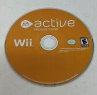 Nintendo Wii Active Personal Trainer (EA Sports) *Game disc only