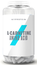 Myprotein L-CARNITINE L Carnitine L-Carnitine Tablets 180 Pieces Weight Loss Myp
