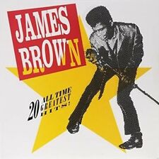 20 All-Time Greatest Hits! [LP] by James Brown (R&B) (Vinyl, Sep-2014, 2 Discs, Polydor)
