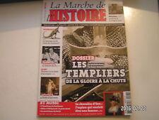 ** La Marche de l'histoire n°7 Cléopâtre / Dinosaures / Ordre du Temple