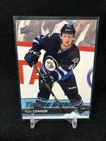 16-17 Upper Deck Kyle Connor Young Guns Rookie Winnipeg Jets RC 2016 G25