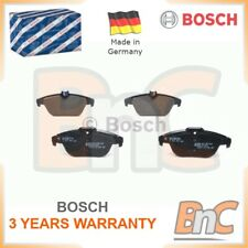 BOSCH REAR DISC BRAKE PAD SET MERCEDES-BENZ OEM 0986494162 0064206120