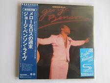 GEORGE BENSON - WEEKEND IN L.A. 1978/2012 JAPAN MINI LP SHM CD WPCR-14499