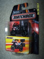 Best of Matchbox BMW R1200 GS - Mint on Card