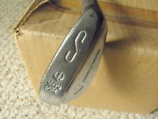 Men right handed steel wedge shaft Dave Pelz forged classic Sand wedge