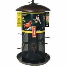 New listing Stokes Select Copper Metal Combination Bird Feeder 38113 - 1 Each