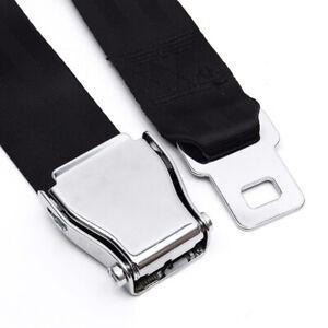 Universal Airplane Seat Belt Extender Car Safety Belt Extension Strap Adjustable