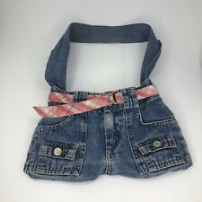 Denim Shorts Handbag Purse Cute Shorts Bag Purse Ladies Bag aa81