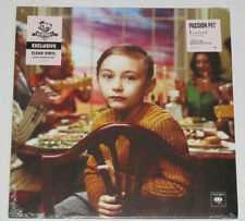 PASSION PIT-KINDRED-NEWBURY COMICS COLUMBIA 88875085531-CLEAR VINYL-1000 MADE-LP