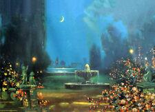 "Night Garden   "" by R Atkinson Fox"