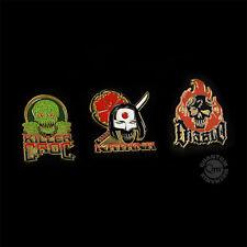 Suicide Squad Lapel Pins — Set 2