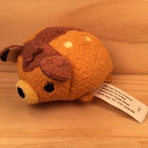 "Disney TSUM TSUM ""Baby Bambi"" Cute Miniature Bambi Character Soft Toy Friend"