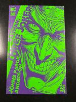 Batman Three Jokers 1 DC Fabok 1:25 Green Incentive Variant w/Card B0