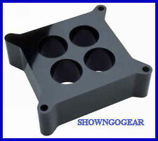 "PHENOLIC CARBY SPACER 2"" PORTED HOLLEY DRAG HOTROD PRO SERIES"