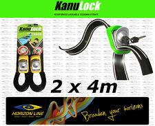 SPT Kanu Lock - Lockable Tie Down Straps, Kayak, Surf, Sit on Top 4.0m